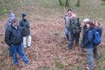 Badger Blitz in Cree Valley Woods
