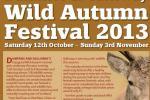 Wild Autumn Festival gets underway